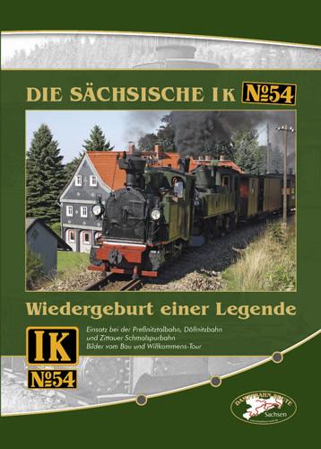 DVD Wiedergeburt Sächsische I K Nr. 54